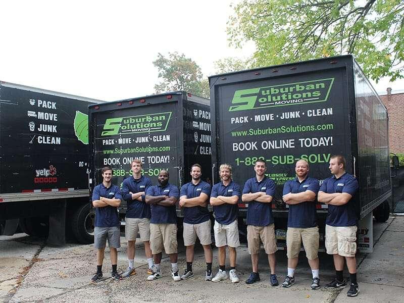 Suburban Solutions' Philadelphia crew