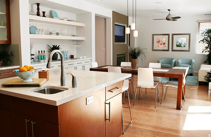 Schedule your cleaning with Suburban Solutions and here is how your apartment will look like after we are done with it