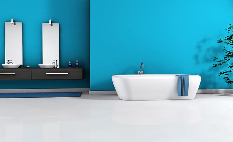 See for yourself how's your bathroom gonna look like after our trained, meticulous house cleaners scrub and polish every inch of it with our bathroom cleaning services