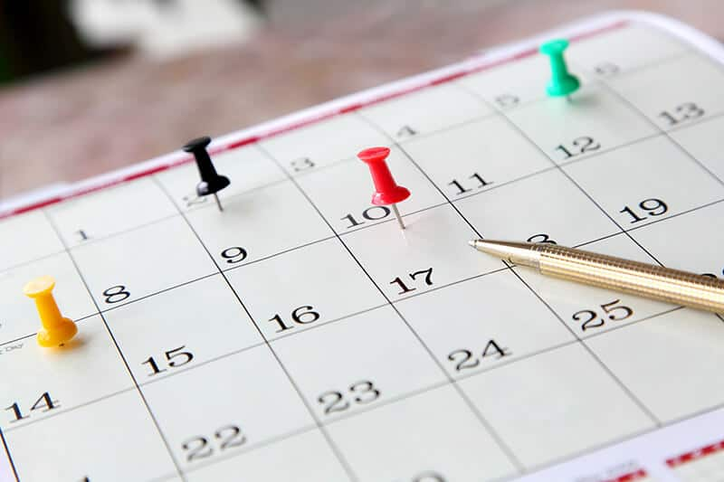 Schedule cleaning is just one of cleaning services we at Suburban Solution provide