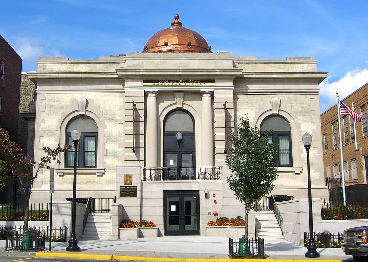 William V. Musto Cultural Center - Union City, NJ