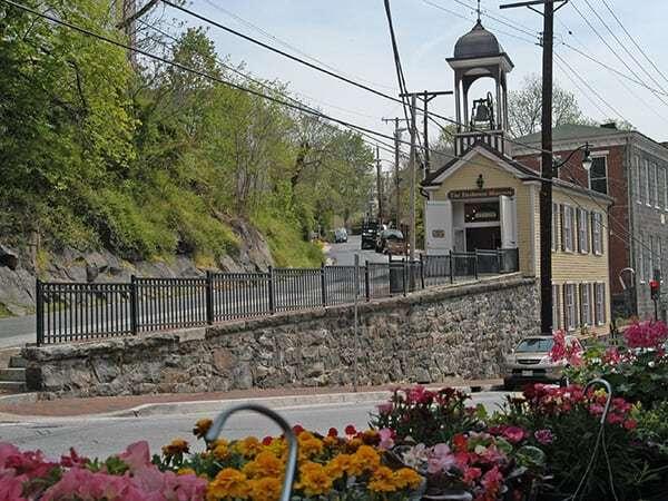 Main Street in Historic Ellicott City
