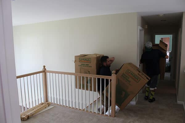 Suburban Solutions' veteran crew getting rid of your clutter