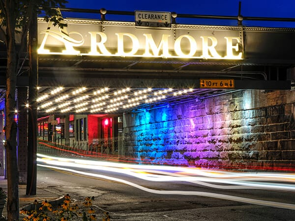 Welcome to Ardmore, PA - One of the cities in Greater Philadelphia Area our moving company serve