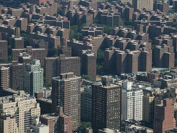 Bronx apartment buildings