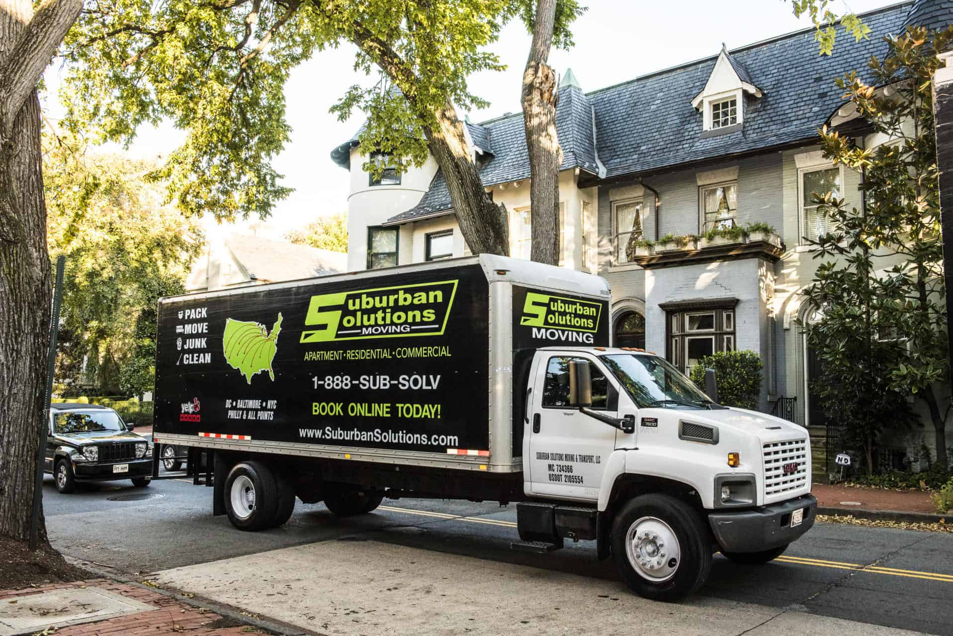 Suburban Solutions Tips on Cross Country Moving