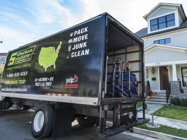 Luxury Home Moving Company Springfield, PA