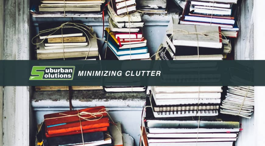 Minimizing Clutter