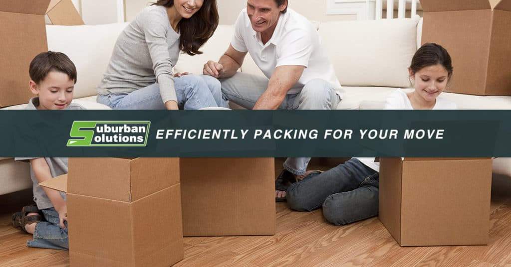 Efficiently Packing for Your Move1