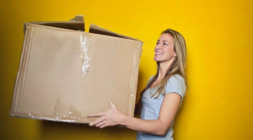 Packing to Help Make Your Move Less of a Chore