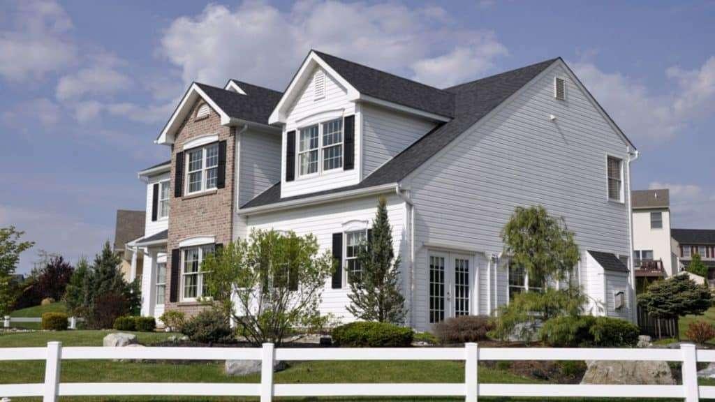 Home in an Ardmore neighborhoods
