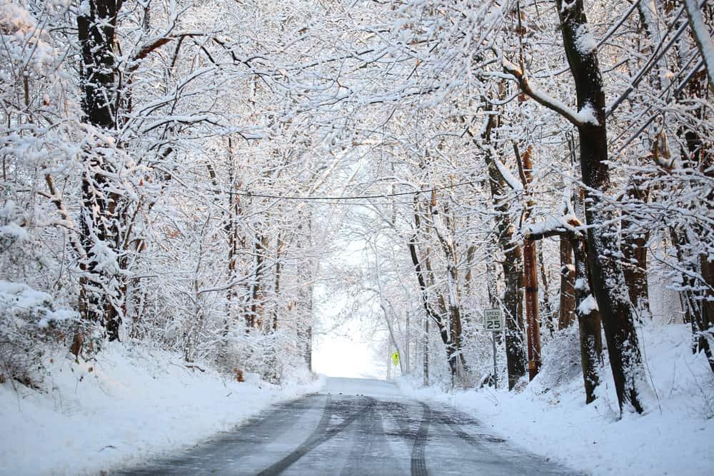 Winter Weather in Conshohocken, PA