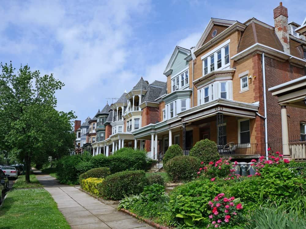 Quiet Philadelphia suburb