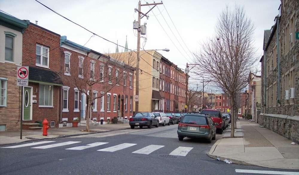 1500 Block of E. Berks Street in Fishtown
