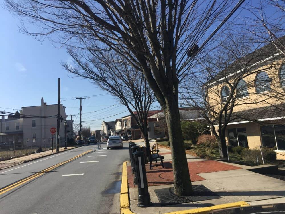 Downtown Malvern, PA