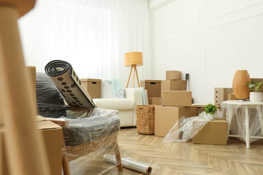 Packing is factored into Philadelphia moving costs