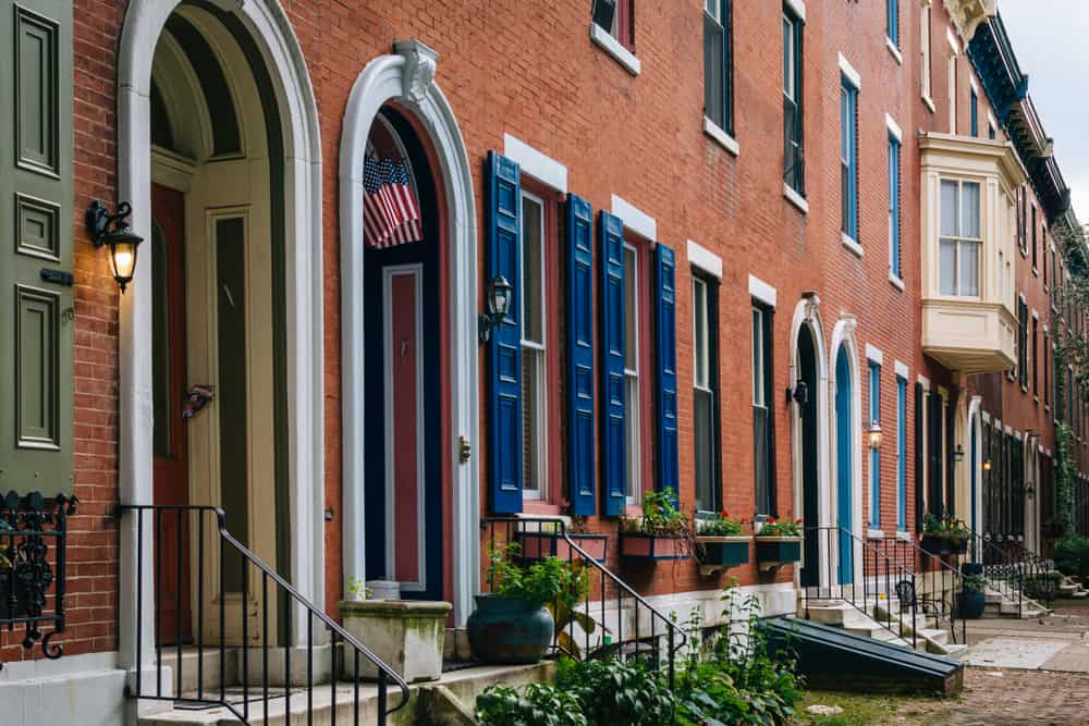 Community in Spring Garden Philly